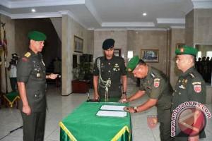 Pangdam Pattimura Pimpin Sertijab Tiga Pejabat Teras