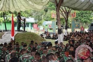 Emas Biru, Emas Hijau Program Unggulan Kodam XVI/Pattimura