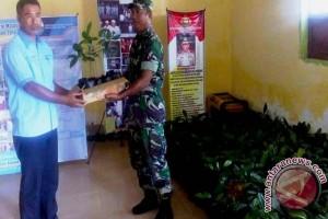 Masyarakat Pelauw Terima 1.024 Bibit Pohon Pala