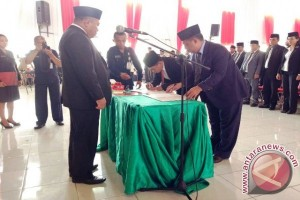 405 Pejabat Pemerintah Kabupaten MTB Dilantik