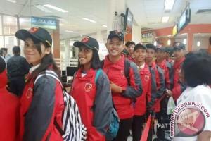 Kodam Berangkatkan Siswa Berprestasi Ke Wisata Nusantara