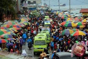 Pemkot Ambon Revitalisasi Pasar Mardika Tahun 2018