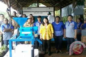 INPEX Akhiri Program Pertanian Organik di MTB