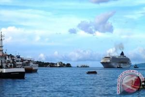 Kapal Pesiar Jepang Kembali Singgahi Ambon
