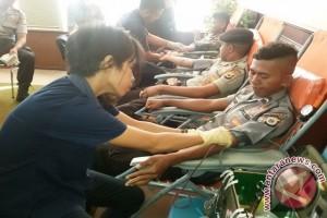 Panitia Hari Pers Nasional Gelar Donor Darah