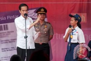 Belasan Juta Anak Terima Kartu Indonesia Pintar