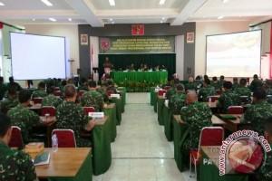 Pangdam Buka Rapat Pimpinan Kodam XVI/Pattimura
