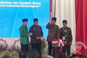 Presiden Buka Tanwir Muhammadiyah 2017