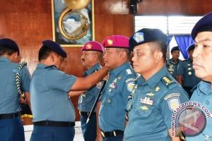 Lantamal IX Serah Terima Tiga Jabatan Strategis