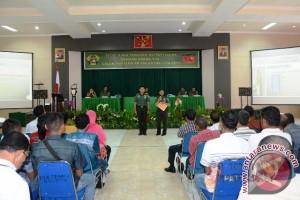 Kodam XVI/Pattimura Sosialisasi Proses Penerimaan Prajurit