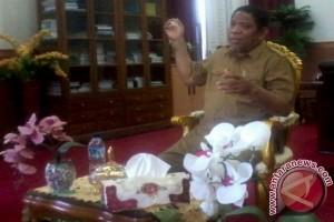 SK Tenaga Honorer Kota Tual Musnah Terbakar