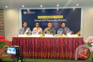 "DJP Papua-Maluku Lampaui Target ""Tax Amnesty"""