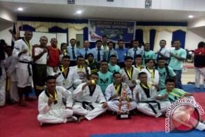 Kodam Boyong 18 Medali Bupati Cup 2017