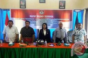 KPU MTB Tetapkan FATWA Bupati-Wakil Bupati Terpilih