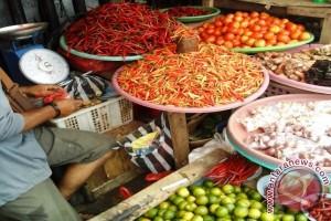 Pedagang: Harga Cabai dan Bawang Fluktuatif