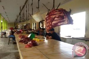 Harga Daging Sapi di Ternate Rp100.000/Kg