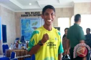Matheos Ikuti Kejuaraan Lari 200 Km Bogor
