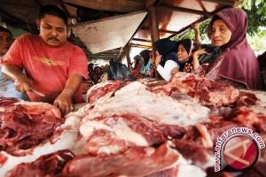 Harga daging sapi segar di Ambon Rp120.000/kg