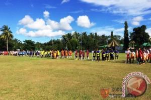 Kodam Pattimura Gelar Kejuaraan Sepak Bola Antar-SMP