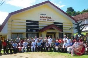 Atase Pertahanan Negara Sahabat Kunjungi Museum Siwalima