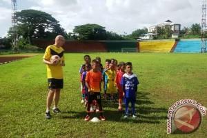 Manajer SSBB Terapkan Latihan dan Disiplin