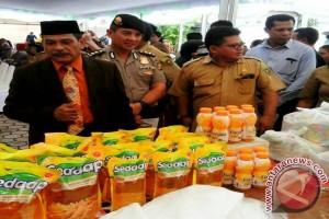 Gubernur: Stok Bahan Pokok di Maluku Cukup Banyak