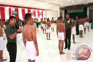 Pangdam Pimpin Sidang Parade Calon Taruna Akmil