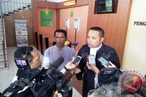 PN Tual Sidang Pencemaran Nama Wabup Malra