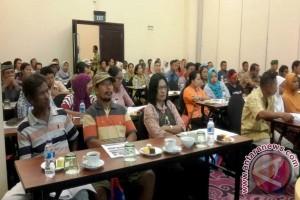 BI Maluku Sosialisasi Pengaturan Pola Tanam Cabai