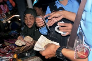 Uang Lusuh Masuk BI Maluku Rp1,084 Triliun