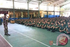 Pangdam: Prajurit TNI Harus Profesional