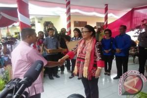 Menteri Yohana: Anggaran P2TP2A Urusan Pimpinan Daerah