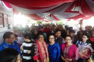 Menteri Yohana Harapkan Maluku Raih Penghargaan KLA