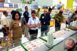 Ditkrimsus-Disperindag Maluku Lakukan Sidak Pasar