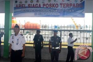 KSOP Ambon Bentuk Posko Angkutan Lebaran 2017