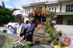 Mandagi Resmikan Taman Pembentukan Karakter di Langgur