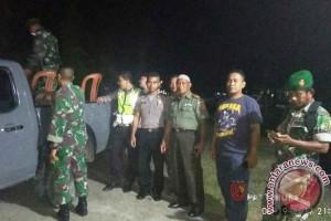 TNI/Polri Patroli Gabungan Cipta Kondisi di Halmahera