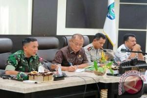 Kodim Tobelo-Pemkab Halut Siapkan Operasi Teritorial