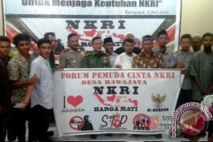 Pemuda Halmahera Utara Tolak ISIS