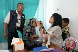 Penderita Glaukoma di Tual Terhambat Biaya Pengobatan