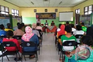 Kodim Namlea Sosialisasi Wawasan Kebangsaan di Batabual