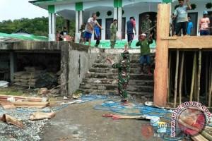 Korem: Pembangunan Fisik di Batubual Terus Dipacu