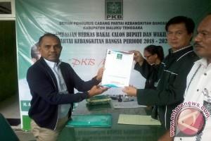 Mumin Refra Daftar di PKB Maluku Tenggara