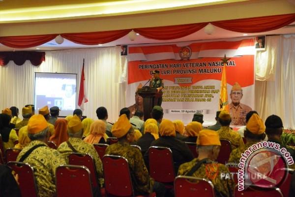 LVRI Maluku Gelar Syukuran Hari Veteran Nasional
