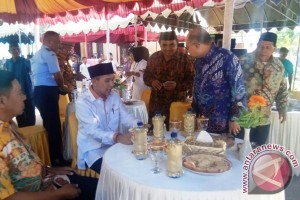 Said Assagaff Hadiri Syukuran Kambing Maaf di Tual