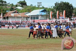 Drama Kolosal Pattimura Warnai HUT KE-72 RI