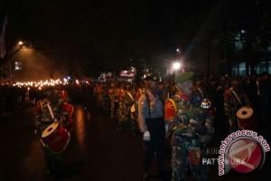 Kodam Pattimura Pertahankan Tradisi Peringatan HUT Kemerdekaan