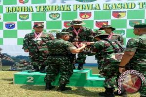 Atlet Kodam Pattimura Raih Prestasi Piala Kasad
