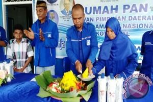 DPD PAN Kota Tual Santuni Kaum Dhuafa