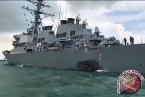 TNI-AL Terus Lakukan Pencarian 10 Pelaut AS